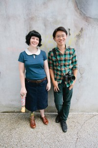 Priscilla Sutton and Louis Lim - Martine Cotton Photography